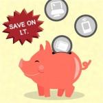Savings on I.T.