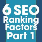 RedOrum 6 SEO Ranking Factors