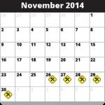 November Maintenance Announcement