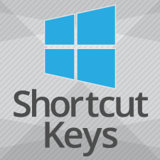 Windows keyboard shortcuts can save lots of time and increase workflow efficiency.