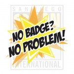 Badgeless at Comic-Con does not Mean Eventless