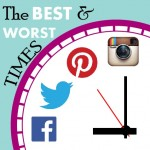 The Best and Worst Times to Post: Pinterest