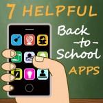 7 Helpful Back-to-School Apps